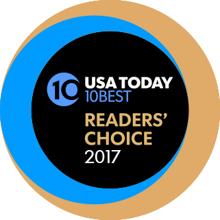 readers choice awards logo_top ten tasting rooms in the US_2017
